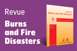 Annals of Burns and Fire Disasters